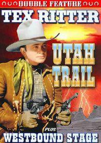 Utah Trail/Westbound Stage - (Region 1 Import DVD)