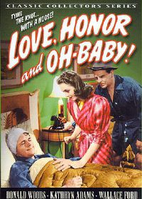 Love Honor & Oh Baby - (Region 1 Import DVD)