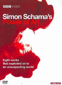 Simon Schama's Power of Art - (Region 1 Import DVD)