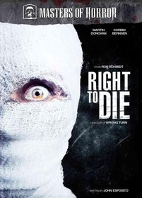 Master of Horror:Right to Die - (Region 1 Import DVD)