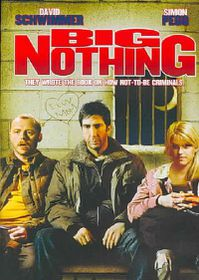 Big Nothing - (Region 1 Import DVD)