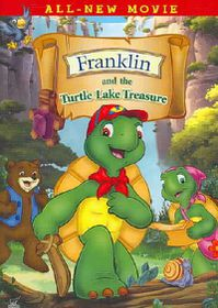 Franklin and the Turtle Lake Treasure - (Region 1 Import DVD)