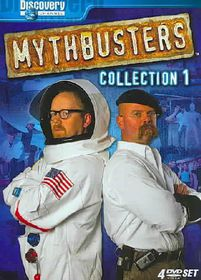 Myth Busters Collection 1 - (Region 1 Import DVD)