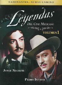 Leyendas Mexicano - (Region 1 Import DVD)