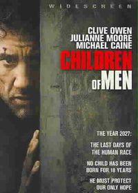Children of Men - (Region 1 Import DVD)