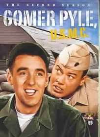 Gomer Pyle Usmc:Second Season - (Region 1 Import DVD)