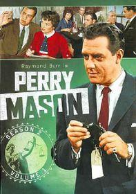 Perry Mason:Second Season Vol One - (Region 1 Import DVD)