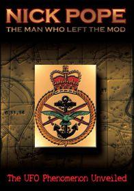 Nick Pope:Man Who Left the Mod - (Region 1 Import DVD)
