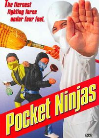 Pocket Ninjas - (Region 1 Import DVD)