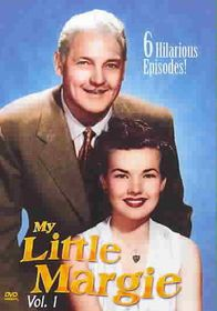 My Little Margie Vol 1 - (Region 1 Import DVD)