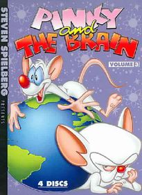 Pinky and the Brain:Vol 3 - (Region 1 Import DVD)