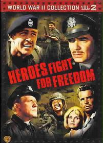 WW II Collection Vol. 2: Heroes Fight For Freedom - (Region 1 Import DVD)
