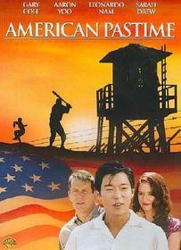American Pastime - (Region 1 Import DVD)