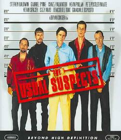 Usual Suspects - (Region A Import Blu-ray Disc)