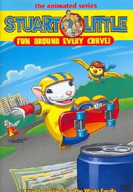 Stuart Little Animated Series - Fun Around Every Curve! - (Region 1 Import DVD)