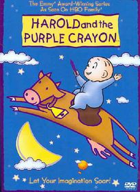 Harold and The Purple Crayon - Let Your Imagination Soar! - (Region 1 Import DVD)
