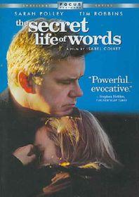 Secret Life of Words - (Region 1 Import DVD)