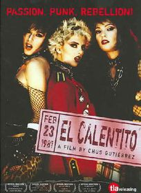 El Calentito - (Region 1 Import DVD)