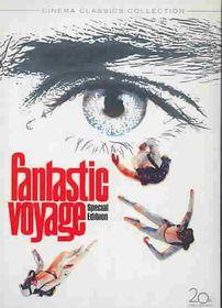 Fantastic Voyage Special Edition - (Region 1 Import DVD)