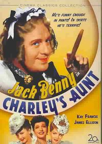 Charley's Aunt - (Region 1 Import DVD)