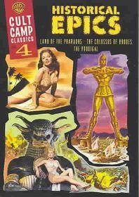 Cult Camp Classics Vol 4:Historical - (Region 1 Import DVD)