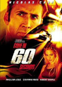 Gone in 60 Seconds - (Region 1 Import DVD)