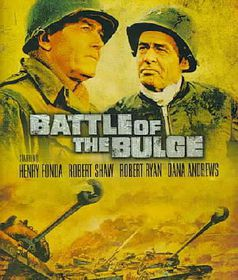 Battle of the Bulge - (Region A Import Blu-ray Disc)