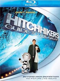 Hitchhiker's Guide to the Galaxy - (Region A Import Blu-ray Disc)