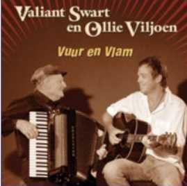 Valiant Swart / Ollie Viljoen - Vuur En Vlam (CD)