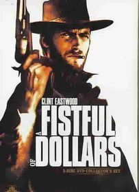 Fistful Of Dollars Collector's Edition - (Region 1 Import DVD)