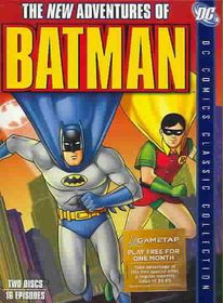 New Adventures of Batman: The Complete Series - (Region 1 Import DVD)