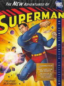 New Adventures of Superman - (Region 1 Import DVD)