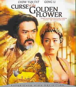 Curse of the Golden Flower - (Region A Import Blu-ray Disc)