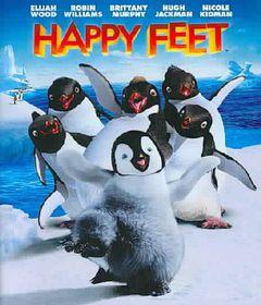 Happy Feet - (Region A Import Blu-ray Disc)