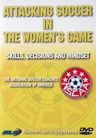 Attacking Soccer/Womens Game - (Import DVD)