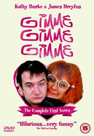 Gimme Gimme Gimme-Series 1 - (Import DVD)