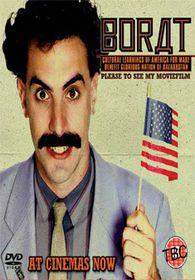 Borat - (Import DVD)