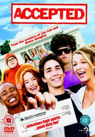 Accepted - (Import DVD)