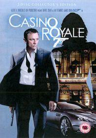 Casino Royale (2006) - (Import DVD)