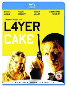 Layer Cake - (Import Blu-ray Disc)