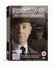 Foyle's War-Series 1 Box Set - (Import DVD)