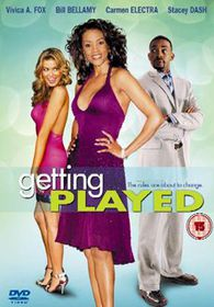 Getting Played - (Import DVD)