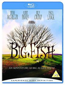 Big Fish - (Import Blu-ray Disc)