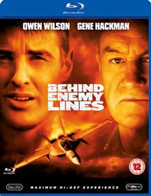 Behind Enemy Lines - (Import Blu-ray Disc)