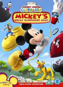 Mickey Mouse Clubhouse-Hunt - (Import DVD)