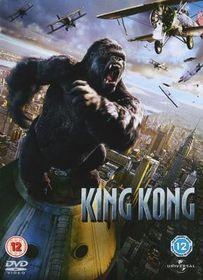 King Kong (2005) 1-Disc - (Import DVD)