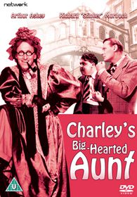 Charley's Big-Hearted Aunt - (Import DVD)