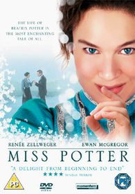 Miss Potter - (Import DVD)