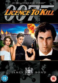 Bond Remastered - Licence To Kill (1-disc) [DVD]
