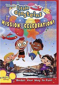 Little Einsteins - Mission Celebration - (Import DVD)